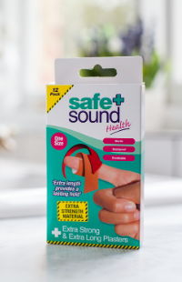 Safe and Sound Health's Extra-Strong and Extra-Long Wound Plasters