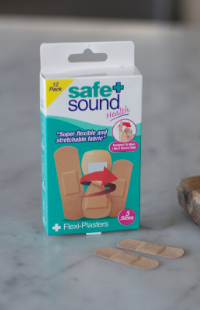 Safe and Sound Health's Flexi-Plasters