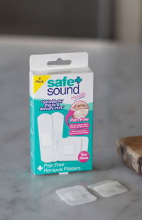 Safe and Sound Health's Pain-Free Removal Plasters