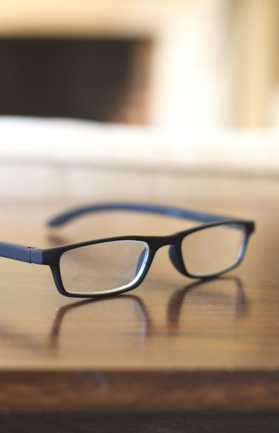 Matte Finish Reading Glasses 3.0 Dioptre by Safe+Sound Health
