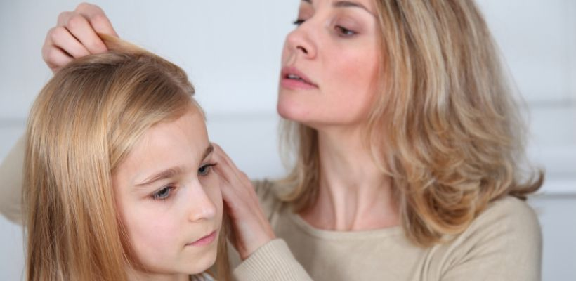 Regularly checking hair with a nit comb can help prevent lice spreading