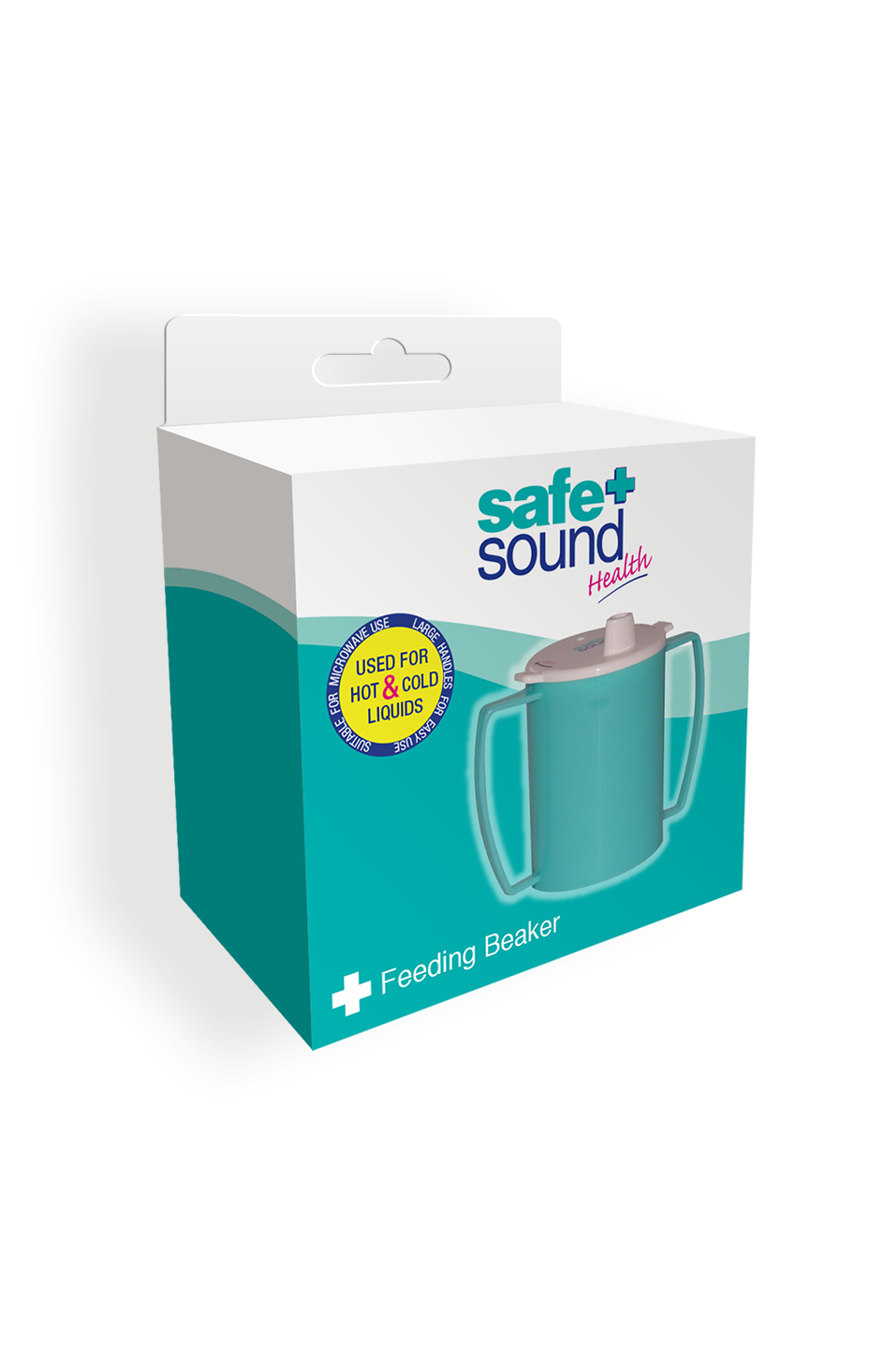 Safe and Sound Health Adult Beaker