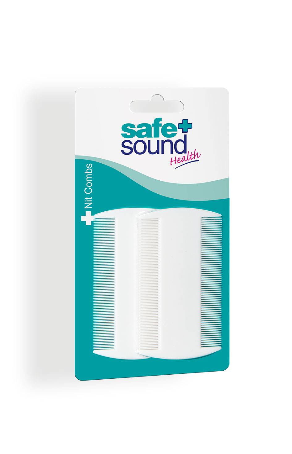 Safe and Sound Health Nit Combs Pack of 2