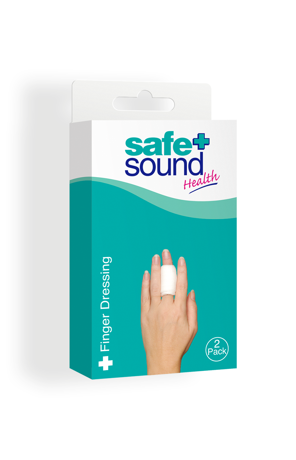Safe and Sound Health Finger Dressing