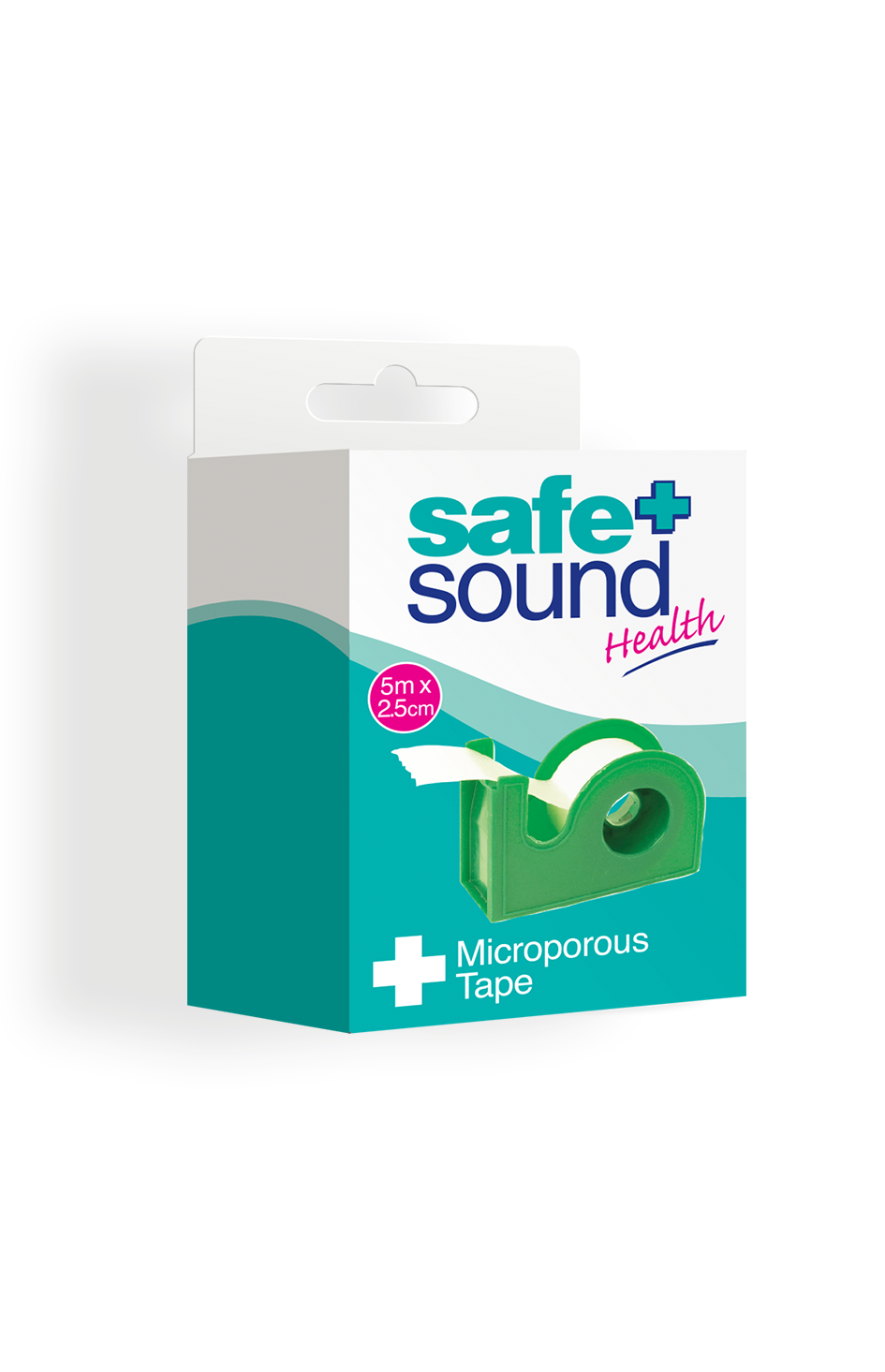 Safe and Sound Health Microporous Tape