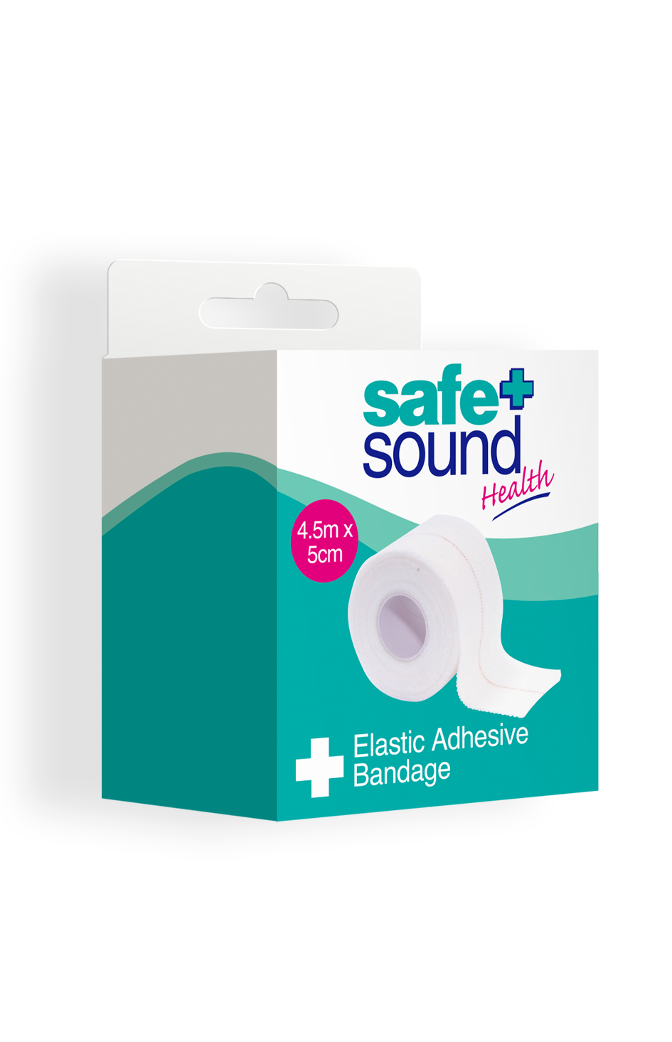 Safe and Sound Health's Elastic Adhesive Bandage (EAB Tape)