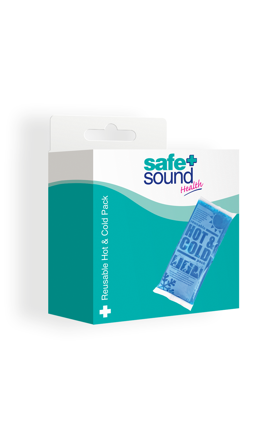 Safe and Sound Health Reusable Hot and Cold Pack