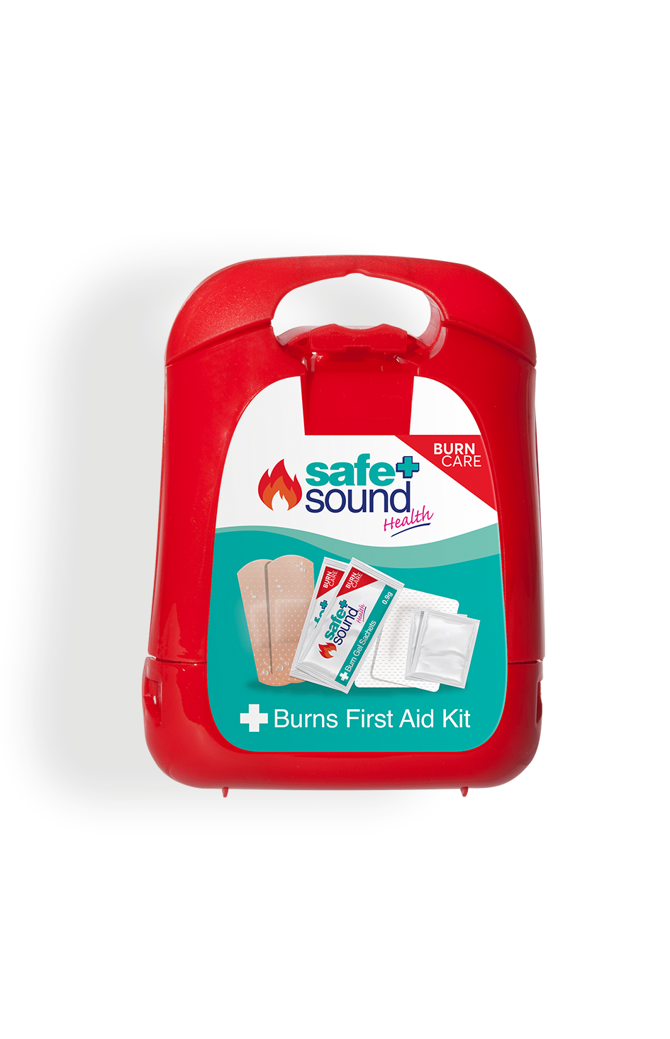 Safe and Sound Health's Burns First Aid Kit