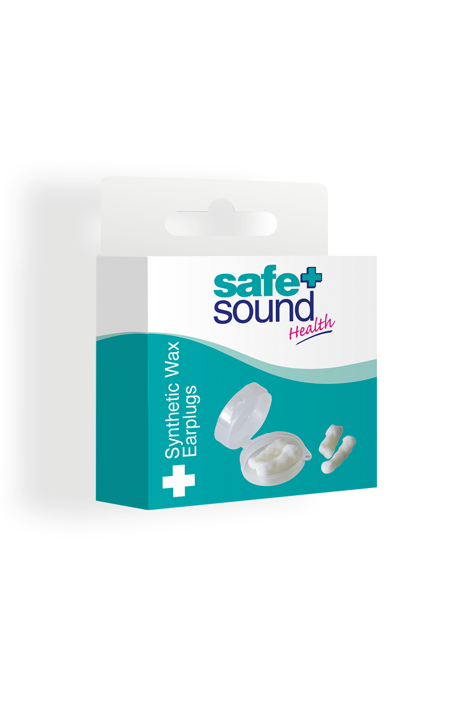 Safe and Sound Health Wax Earplugs