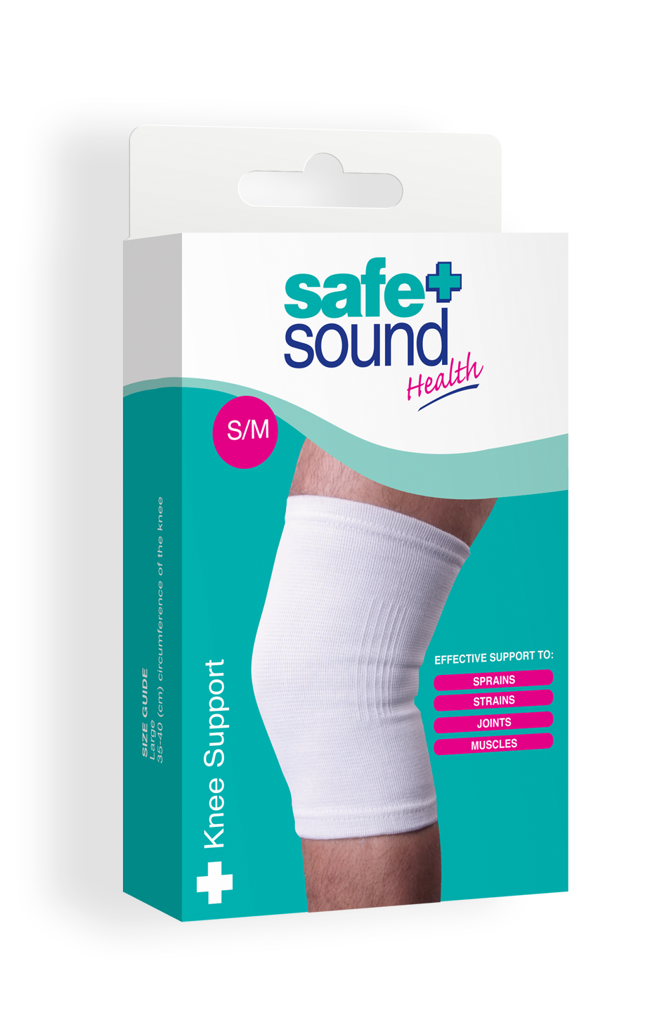 Safe and Sound Health's Small/Medium Knee Support
