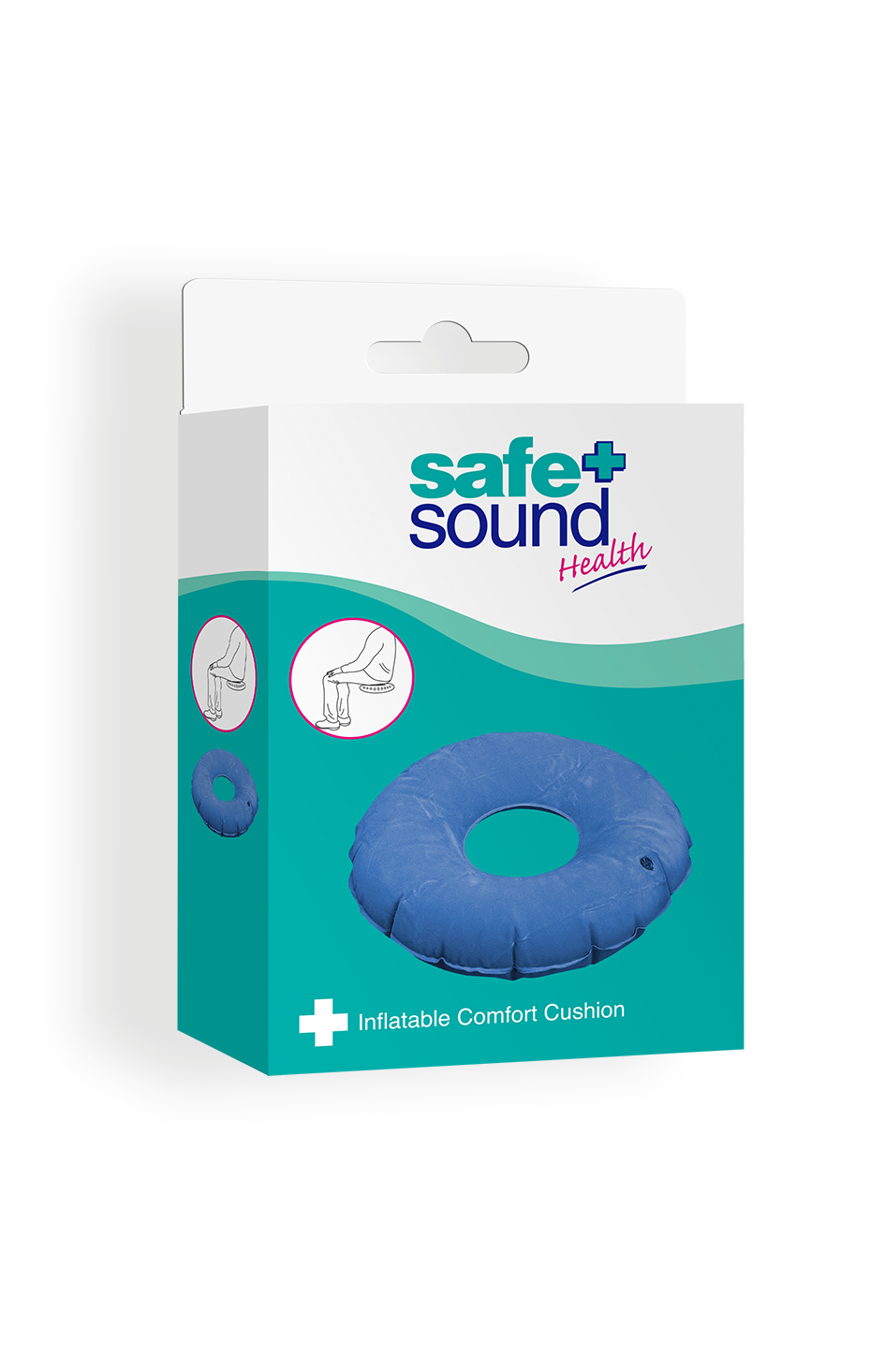 Safe and Sound Health Inflatable Cushion