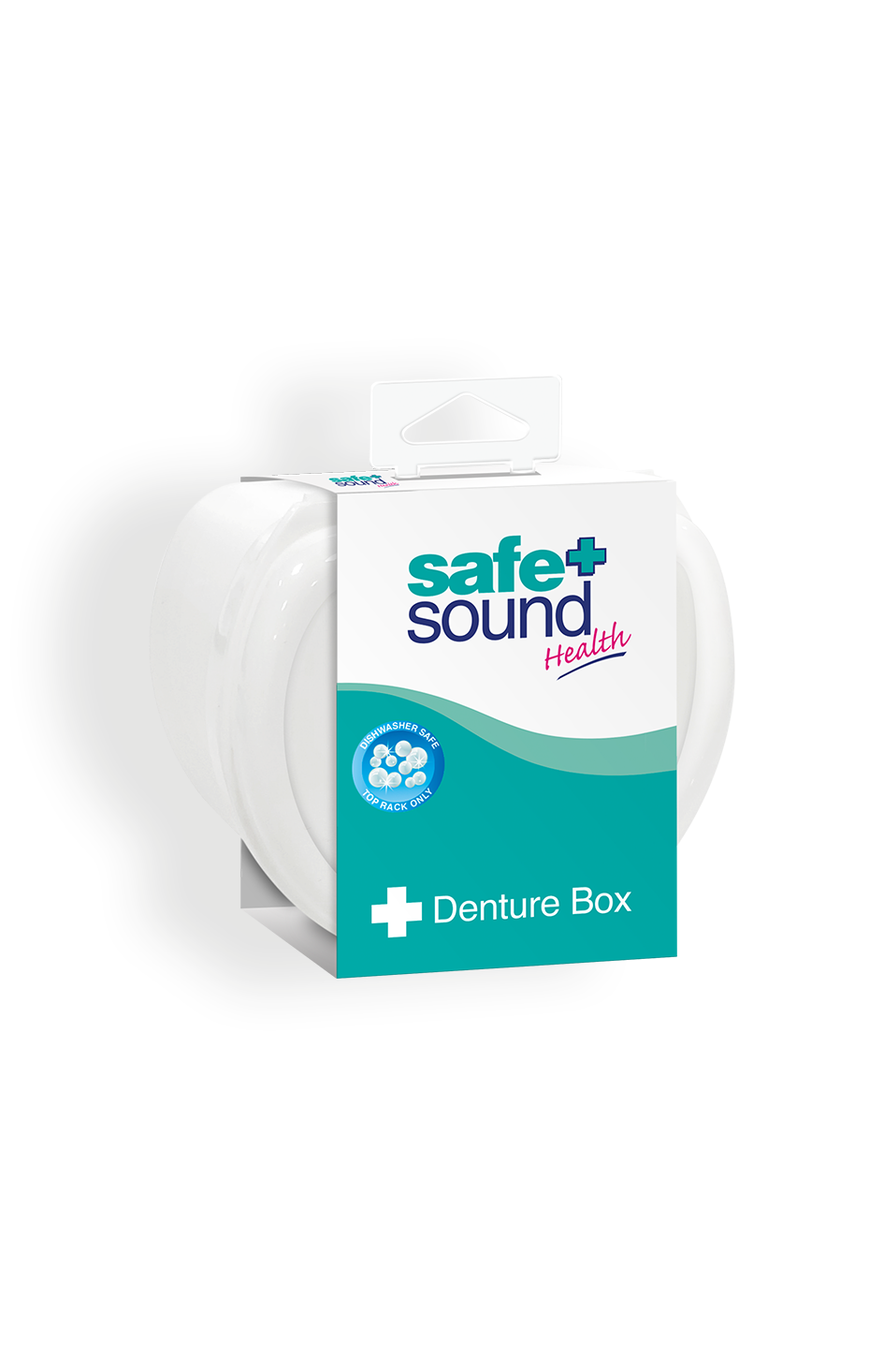 Safe and Sound Health Denture Box