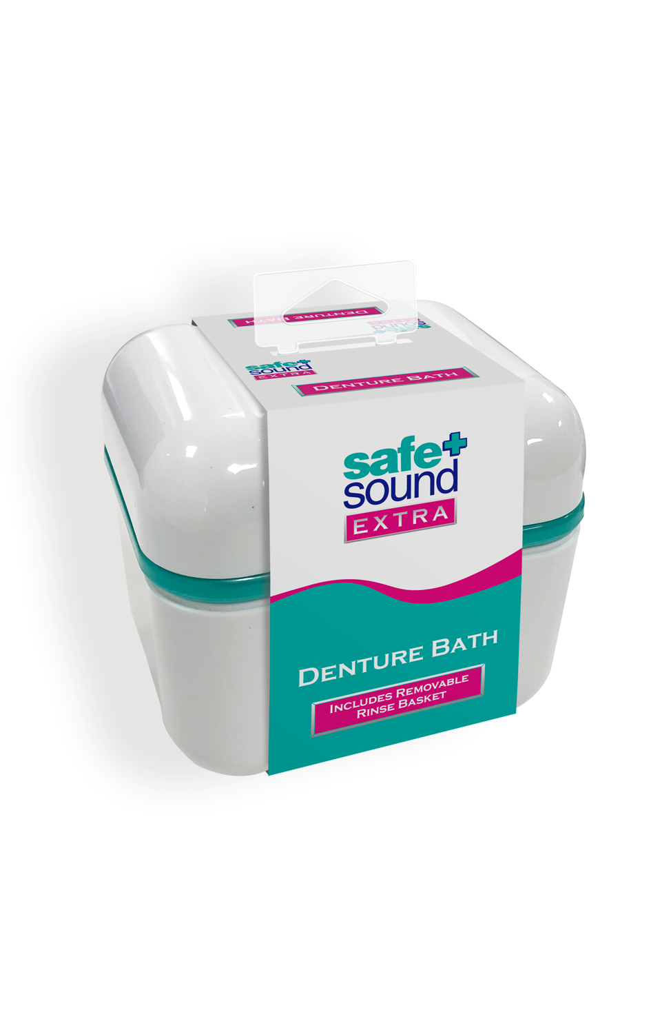 Safe and Sound Health Denture Bath