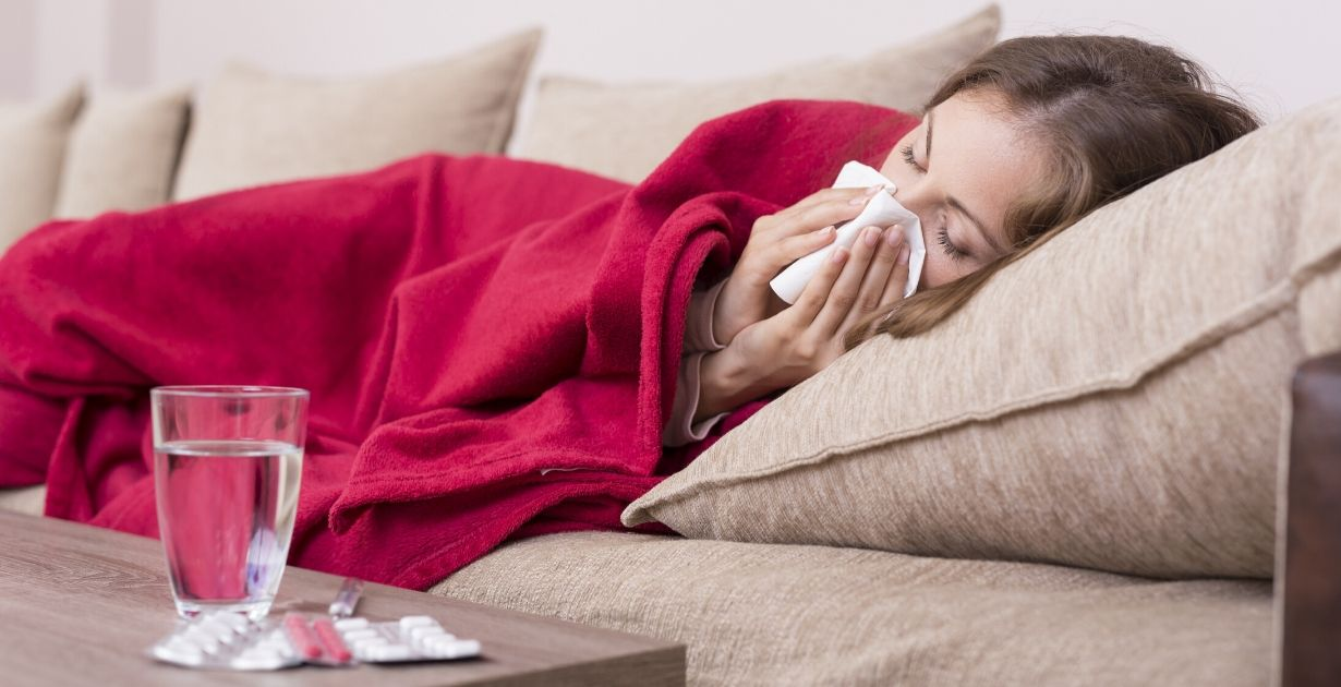 Get better from cough and cold quicker