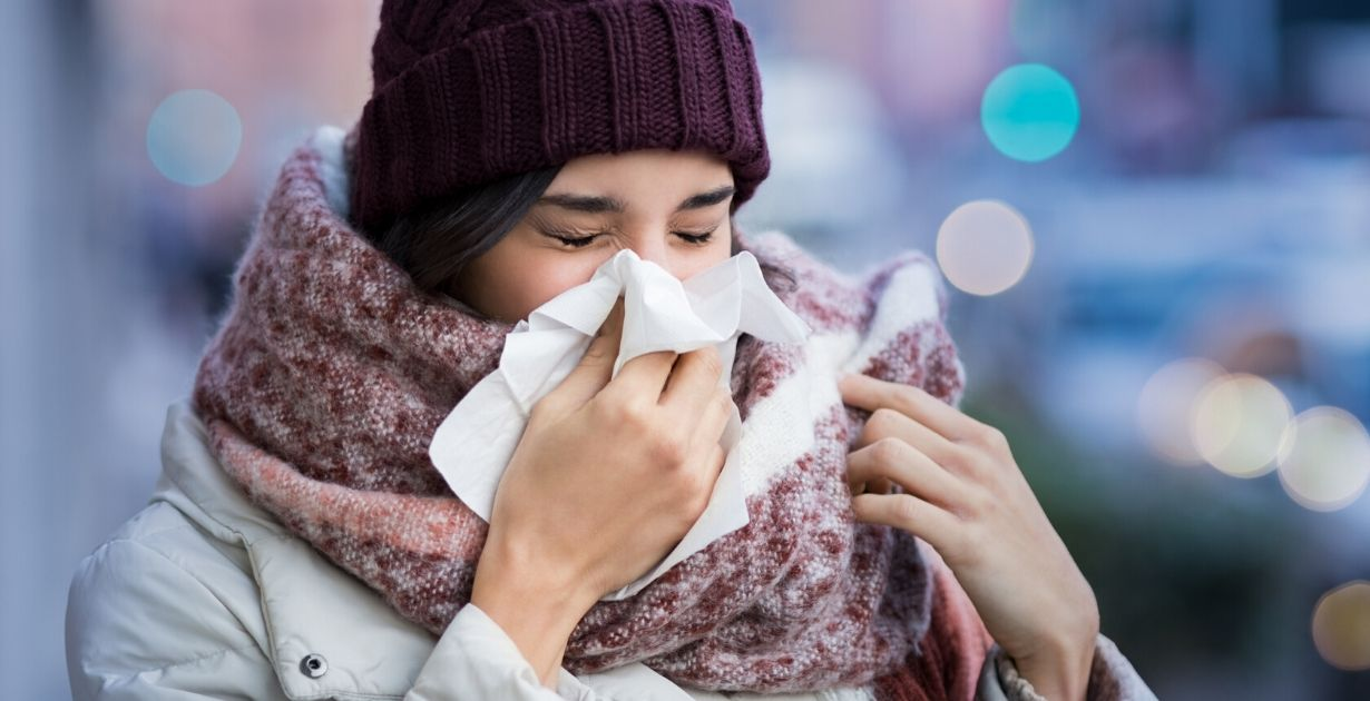 Natural cold and flu remedies to help alleviate nasal congestion