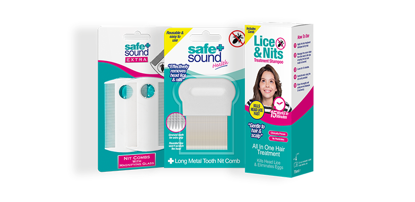 How to effectively use a nit comb to remove head lice