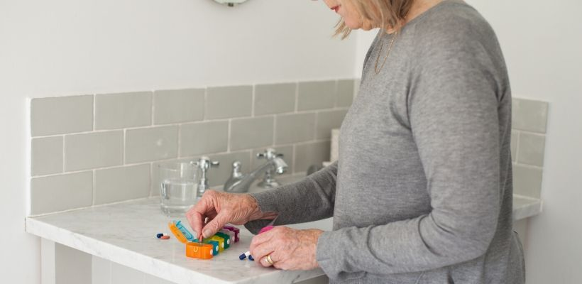 Setting a reminder or alarm can help you remember to take your medication