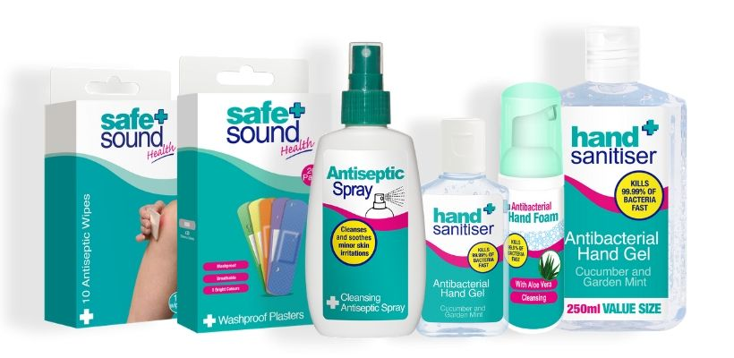 Safe and Sound Health's First Aid Essentials
